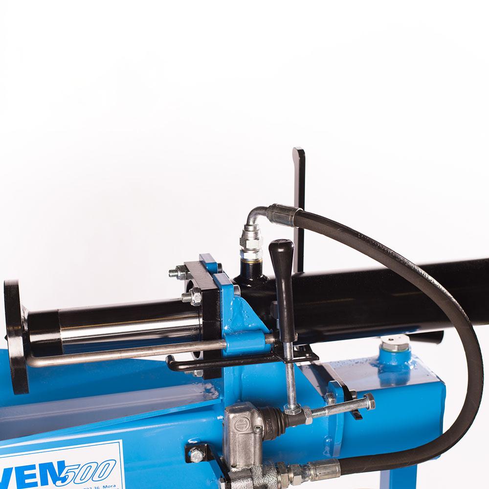 PW Klyven press