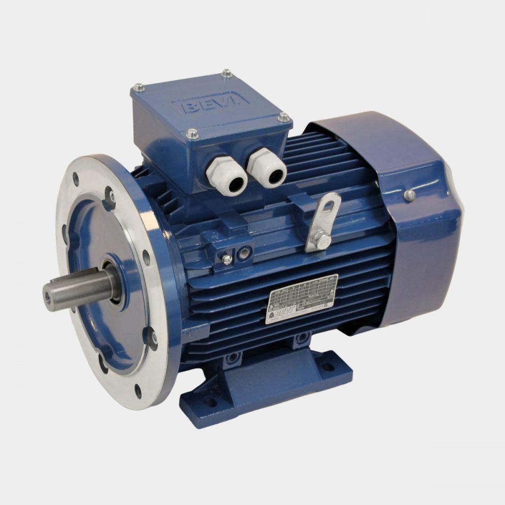 Reservdelen Motor Vedmaskin